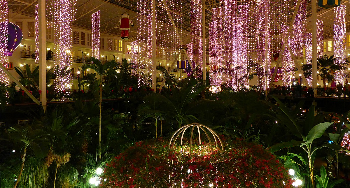 Opryland Christmas.Opryland Hotel Nashville Tennessee Christmas 2014